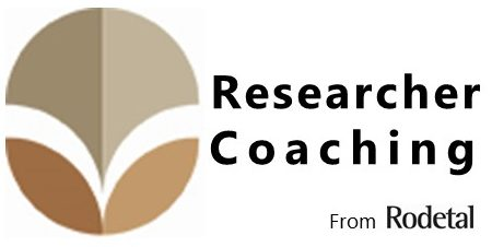 Researcher Coaching